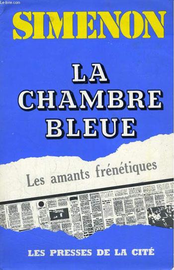 La Chambre bleue de Georges Simenon Couv433
